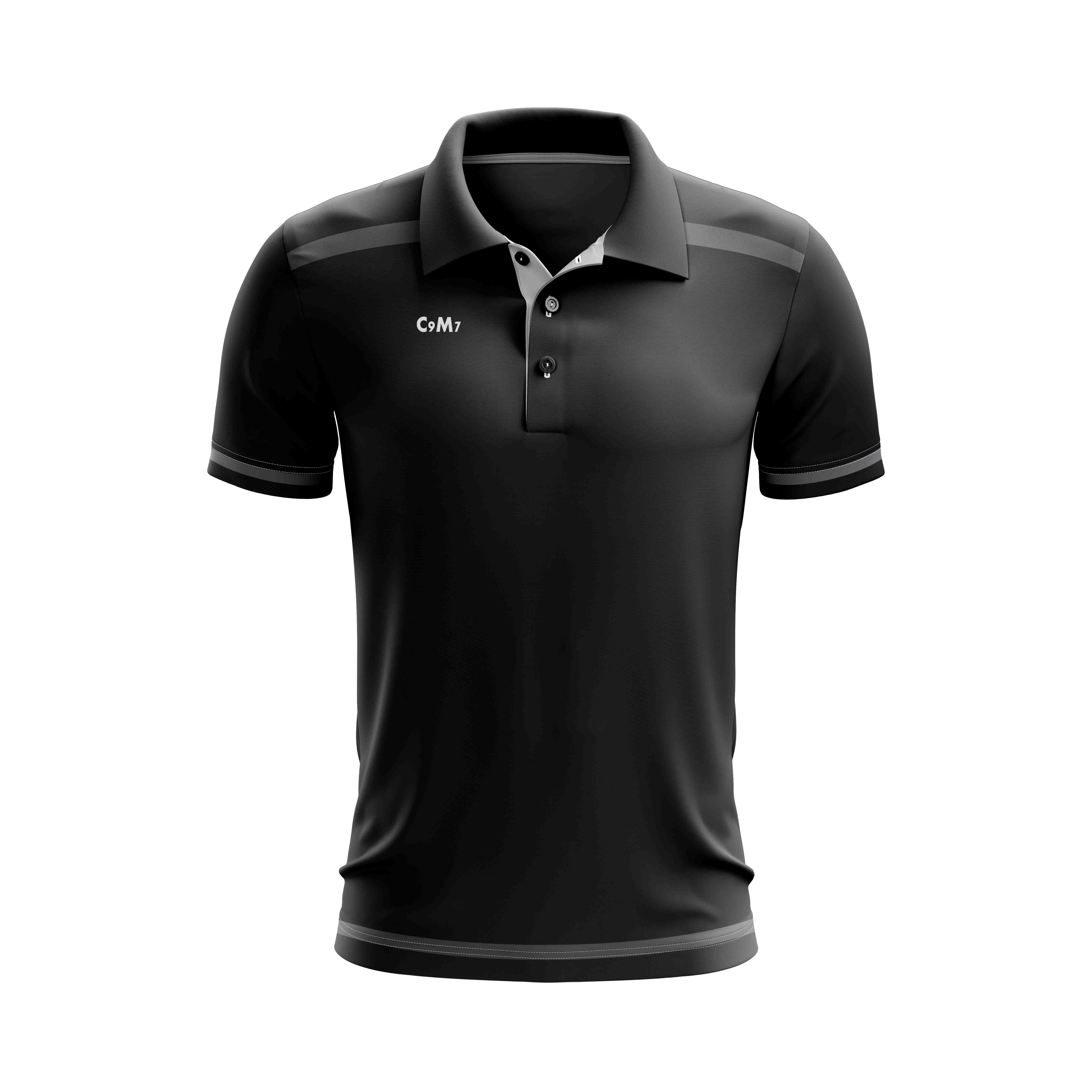 C9m7 Custom Sports Polo Any Colour Any Club All Printing Included 39
