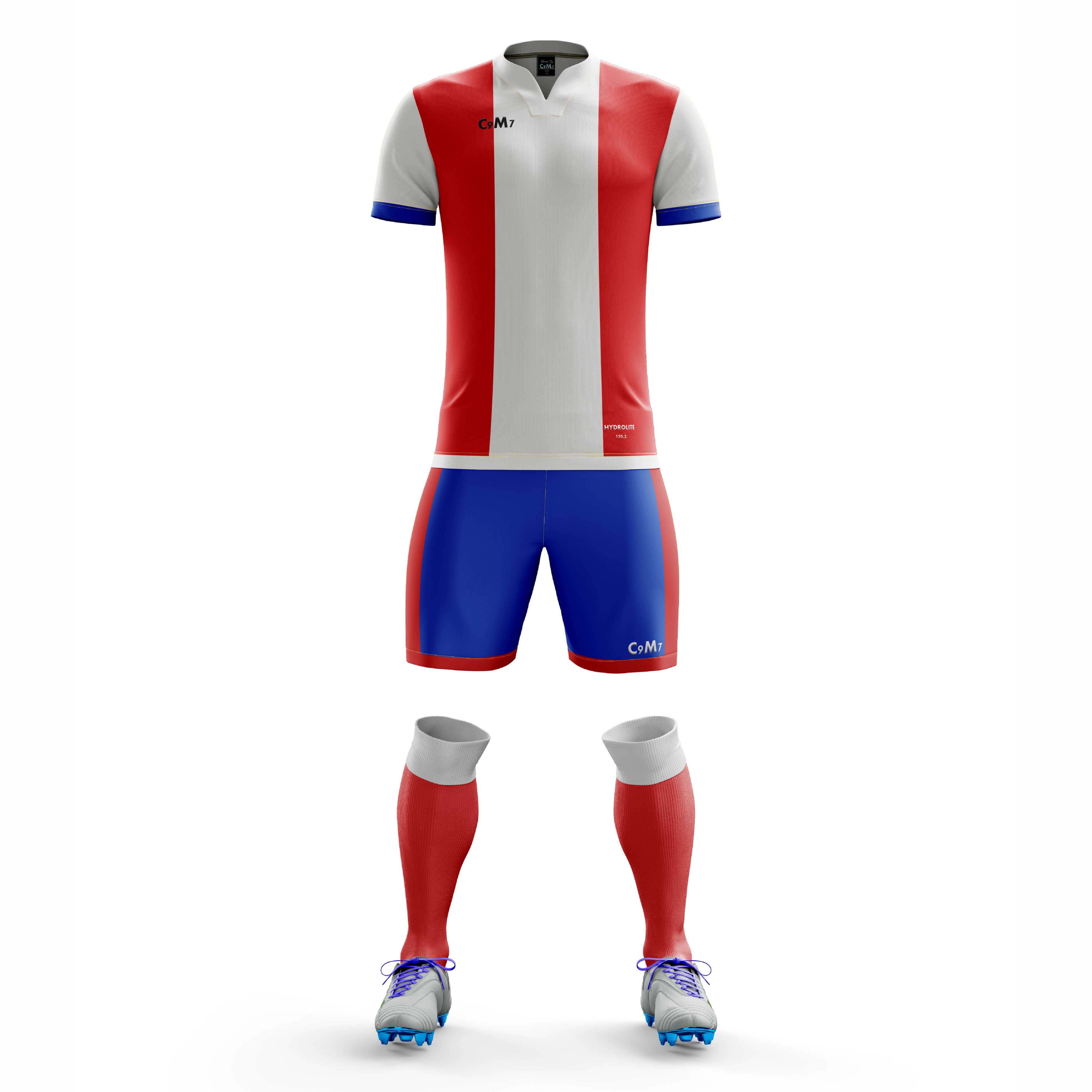 Red white and blue football kit dec93fdcf