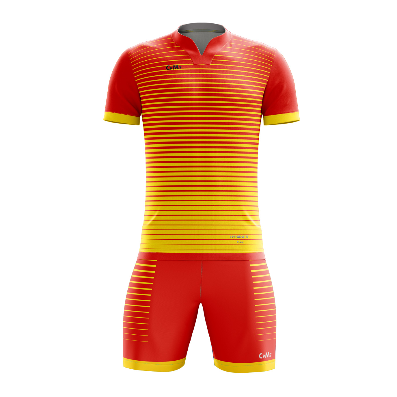 premium selection 9ef41 11c82 The Elastico 2018 Kids Football Jersey and Shorts Set